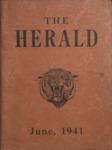 Humes High School Herald, Memphis, 1941