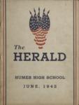 Humes High School Herald, Memphis, 1942