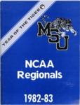 Year of the Tiger: MSU, NCAA Regionals, 1982-83