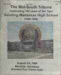 Celebrating 100 Years of the Tiger, Saluting Manassas High School, 1999