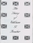 Diary of William G. Frasher
