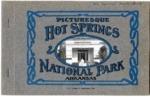 Picturesque Hot Springs National Park, Arkansas, circa 1910