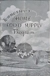 Tennessee's Home Food Supply Program, 1941