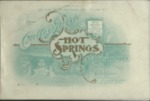 Cutter's Guide to the Hot Springs of Arkansas, 1904