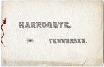 Harrogate, Tennessee, 1891