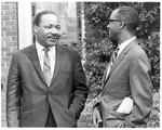 Dr. Martin Luther King, Jr. in Memphis, 1968