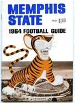 Memphis State University football media guide, 1964