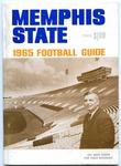 Memphis State University football media guide, 1965