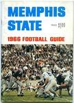 Memphis State University football media guide, 1966