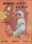 Memphis State College vs University of Mississippi football program, 1955