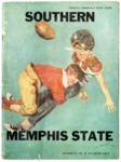 Memphis State College vs Mississippi Southern College football program, 1956