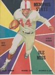 Memphis State College vs University of Mississippi football program, 1956