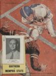 Memphis State University vs Mississippi Southern College football program, 1960