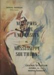 Memphis State University vs Mississippi Southern College football program, 1961