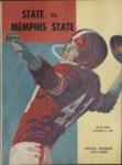 Memphis State University vs Mississippi State University football program, 1962