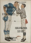Memphis State University vs Arlington State College football program, 1962