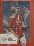 Memphis State University vs West Texas State University football program, 1963