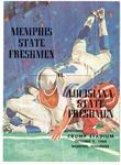 Memphis State University Freshmen vs Louisiana State University Freshmen football program, 1964