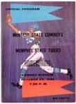 Memphis State University vs McNeese State College football program, 1965