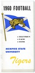 Memphis State University football media guide, 1960