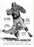Memphis State College vs East Tennessee State College football program, 1956