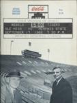 Memphis State University vs University of Mississippi football program, 1966