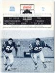 Memphis State University vs University of Southern Mississippi football program, 1966