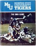 Memphis State University vs Southern Methodist University football program, 1976