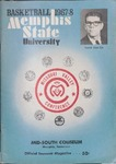 Memphis State University basketball souvenir magazine, 1967-1968 season