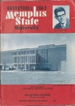 Memphis State University basketball souvenir magazine, 1968-1969 season