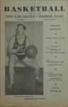 Memphis State College vs New York Celtics basketball program, 1941