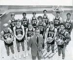 Memphis State University basketball team, 1971