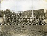 University of Tennessee-Martin football team, 1936
