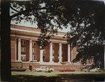 Administration Building, Memphis State University, circa 1965