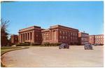 Administration Building, Memphis State College, circa 1954