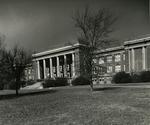 Administration Building, Memphis State University