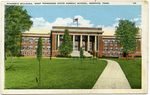 Administration Building, West Tennessee State Normal School, Memphis, circa 1922