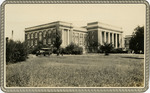 Administration Building, West Tennessee State Teachers College, Memphis, 1929
