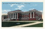 Administration Building, West Tennessee State Normal School, Memphis, 1913