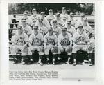 Memphis State University baseball team, 1961