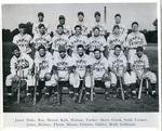 Memphis State College men's baseball team, 1948