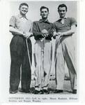 Memphis State College men's golf team, 1955