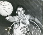 Memphis State University basketball player Wayne Yates, 1961