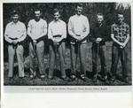 Memphis State College men's golf team, 1949