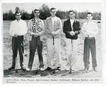 Memphis State College men's golf team, 1952