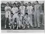 Memphis State College men's tennis team, 1949