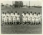 Memphis State University baseball team, 1971-1972