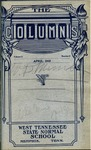 The Columns, April 1915