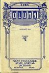 The Columns, January 1918