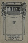 The Columns, West Tennessee State Normal School, 5:2, November 1917